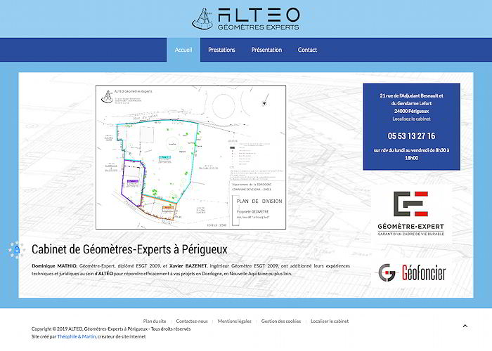 alteo Geometres experts a Perigueux